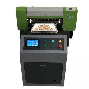 2018 नवीन उत्पादन 8 रंग इंकजेट ए 1 60 9 0 यूव्ही फ्लॅटबड प्रिंटर