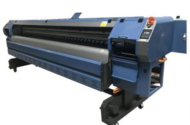 K3204I / K3208I 3.2 मी उच्च रिझोल्यूशन हॉट लॅमिनेटेड फ्लेक्स प्रिंटिंग मशीन