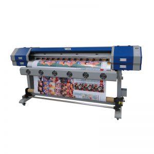 प्रबोधन डायरेक्ट इंजेक्शन प्रिंटर 5113 प्रिंटहेड डिजिटल सूती टेक्सटाइल प्रिंटिंग मशीन WER-EW160