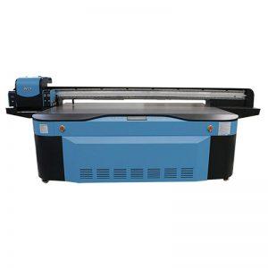 फुल कलर सीएमवायके एलसीएलएम व्हाइट वार्निश यूवी फ्लॅटबड प्रिंटर 3 डी डब्ल्यूईआर-जी 2513 यूव्ही