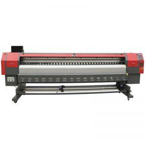 इको दिवाळखोर प्रिंटर डीएक्स 7 हेड 3.2 एम डिजिटल फ्लेक्स बॅनर प्रिंटर, विनाइल प्रिंटर WER-ES3202