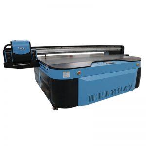 चांगली गुणवत्ता यूवी फ्लॅटबड प्रिंटर भिंती / सिरेमिक टाइल / फोटो / अॅक्रेलिक / लाकूड मुद्रण WER-G2513UV