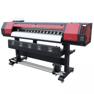उच्च गुणवत्ता आणि स्वस्त 1.8 मीटर स्मार्टजेट डीएक्स 5 हेड 1440 डीपीआय बॅनर आणि स्टिकर प्रिंटिंगसाठी मोठ्या स्वरूप प्रिंटर WER-ES1902