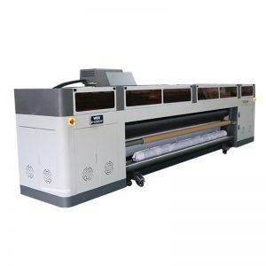 हाय रिझोल्यूशन हाय स्पीड डिजिटल इंकजेट प्रिंटर मशीन रिमह जीएन 5 प्रिंट हेड यूवी प्लॉटर डब्ल्यूईआर-जी -3200यूव्ही