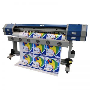 उष्मायन हस्तांतरण पेपर प्रिंटर टी-शर्ट स्पोर्ट्स वेअर प्रिंटर WER-EW160
